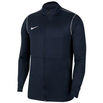 Nike ÜbergangsjackenDry Park 20 Knit Track Jacket blau