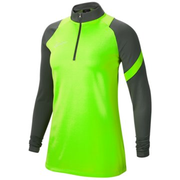 Nike SweatshirtsDry Academy 19 Drill Top Women grün