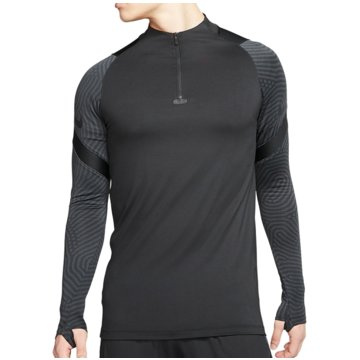Nike SweatshirtsStrike Drill Top 1/4 Zip LS schwarz