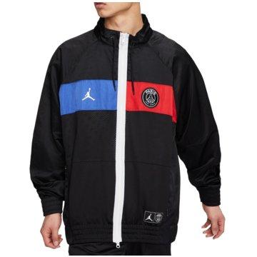 Nike ÜbergangsjackenPSG Air Jordan Jacket schwarz