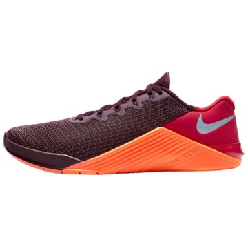 Nike TrainingsschuheMetcon 5 rot