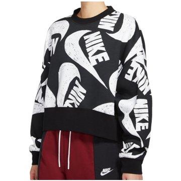Nike SweatshirtsNIKE SPORTSWEAR WOMEN'S FLEECE CRE schwarz