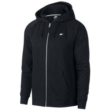 Nike SweatjackenNIKE SPORTSWEAR OPTIC FLEECE MEN'S - 928475 schwarz