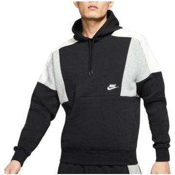 Nike HoodiesSportswear Color Blocking PO Hoodie schwarz