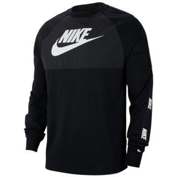 Nike SweatshirtsSportswear CE Top LS Hybrid schwarz
