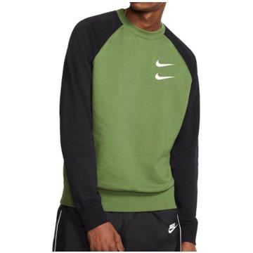 Nike SweatshirtsSportswear Swoosh Victory FT Crew grün