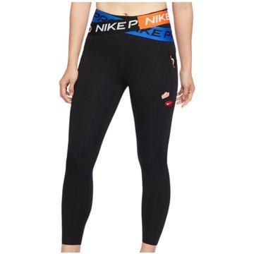 Nike TightsPro One Luxe Icon Clash 7/8 Tights Women schwarz