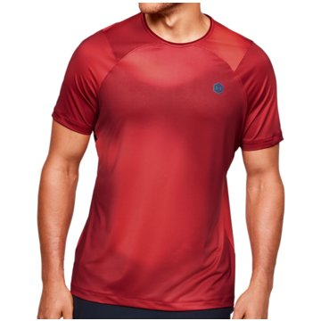 Under Armour FunktionsshirtsRUSH HG SEAMLESS COMPRESSION SS - 1351451 rot