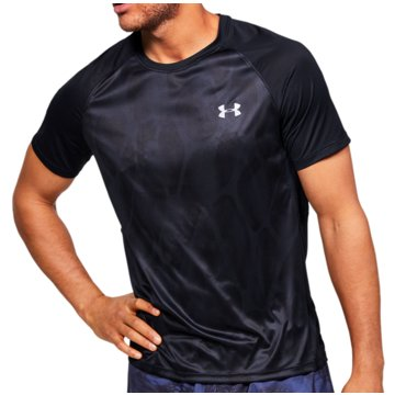 Under Armour T-ShirtsQualifier Iso-Chill Printed SS Tee schwarz