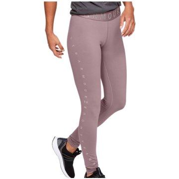 Under Armour Lange HosenFavorite Legging Women rosa