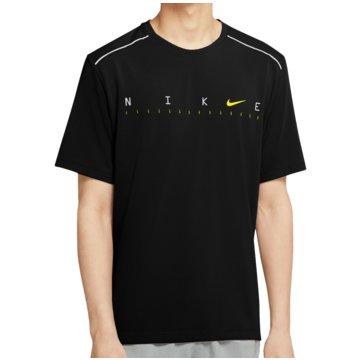 Nike T-ShirtsNike Dri-FIT Miler Future Fast Men's Top - CJ6483-010 schwarz