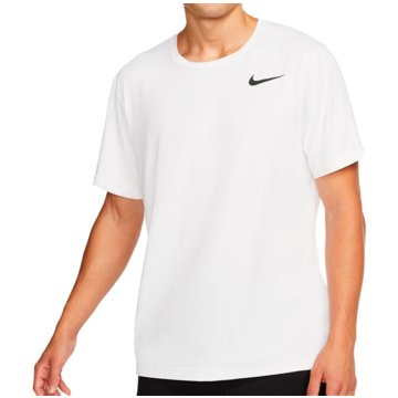 Nike T-ShirtsNike Pro - CJ4611-100 weiß