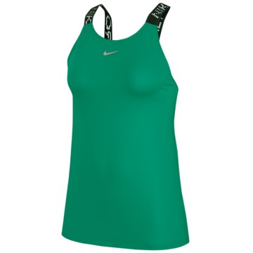 Nike TopsPro Elastika Tank Women grün