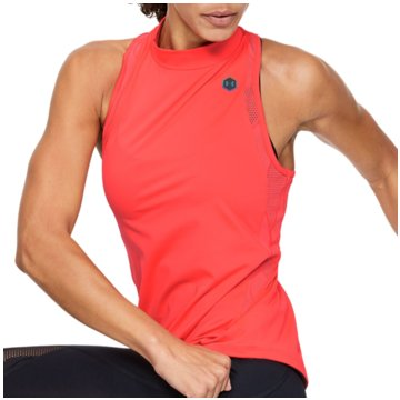Under Armour TopsRush Vent Tank Top Women orange