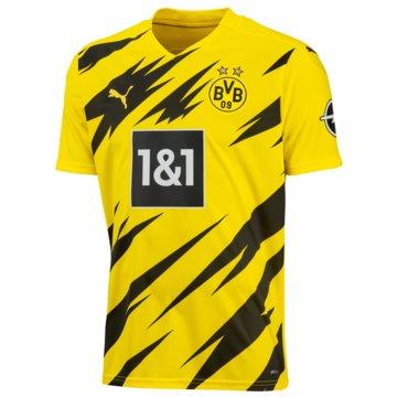 Puma Fan-TrikotsBVB HOME Shirt Replica SS gelb