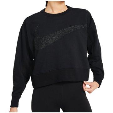 Nike SweatshirtsDRI-FIT GET FIT - CU9014-010 schwarz