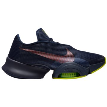 Nike TrainingsschuheAIR ZOOM SUPERREP 2 - CU6445-400 blau