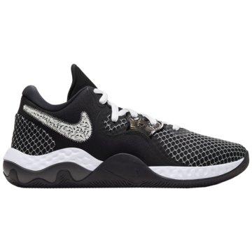 Nike HallenschuheRENEW ELEVATE 2 - CW3406-004 schwarz