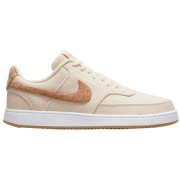 Nike Street LookCourt Vision Lo Canvas beige