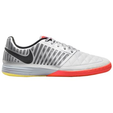 Nike Hallen-SohleLUNAR GATO II IC - 580456-167 silber
