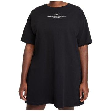 Nike KleiderSPORTSWEAR SWOOSH - CZ9406-010 schwarz
