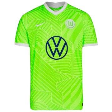 Nike Fan-TrikotsVFL WOLFSBURG 2021/22 STADIUM HOME - CV7920-359 grün