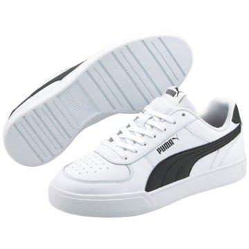 Puma Sneaker Low CAVEN - 380810 weiß