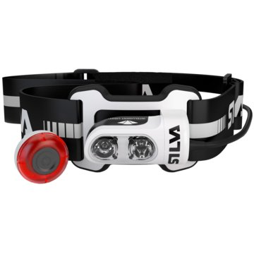 Silva StirnlampenTrail Runner 4 Ultra Headlamp weiß