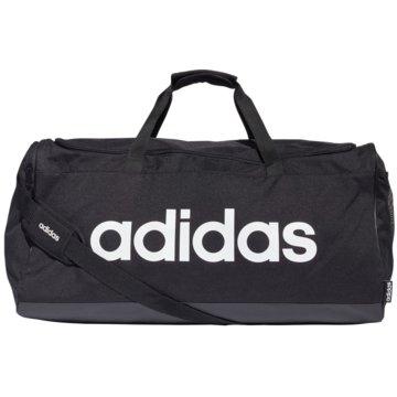 adidas SporttaschenLINEAR LOGO DUFFELBAG L - FM2400 schwarz