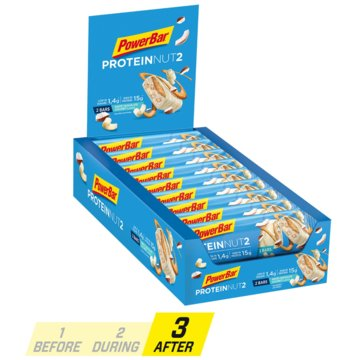 Power Bar SonstigesProtein Nut2 White Chocolate Coconut bunt