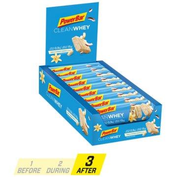 Power Bar SportnahrungClean Whey Vanilla Coconut Crunch bunt