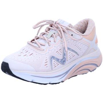 MBT Sneaker Low rosa