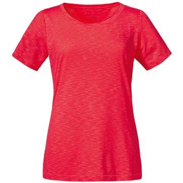 Schöffel T-ShirtsT SHIRT VERVIERS2 - 2011946 23066 rot