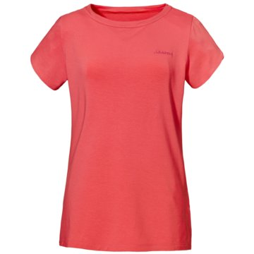 Schöffel T-ShirtsT SHIRT FILTON L - 2012961 23541 rot