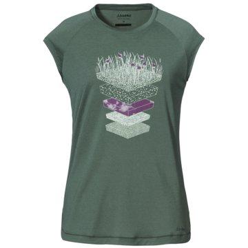 Schöffel T-ShirtsT SHIRT FALKENSTEIN L - 2013035 23584 grün