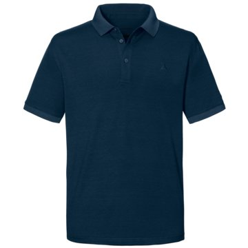Schöffel PoloshirtsPOLO SHIRT BRISBANE M - 2023049 23329 blau