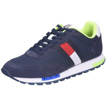 Tommy Hilfiger Sneaker LowRetro TJM Mix blau