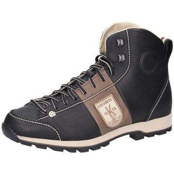 Dolomite Outdoor Schuh54 Karakorum schwarz
