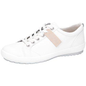 Legero Komfort Schnürschuh weiß