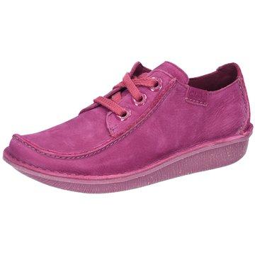 Clarks Komfort MokassinFunny Dream pink