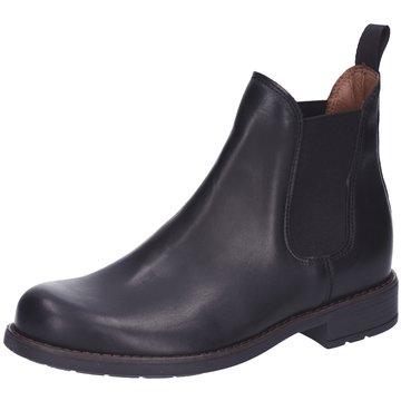 Sabalin Chelsea Boot schwarz