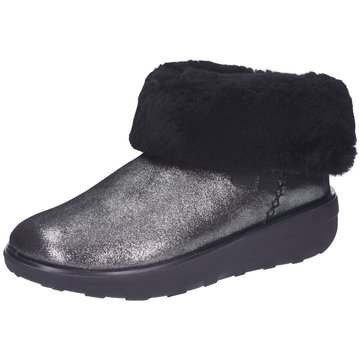 FitFlop Winterboot silber