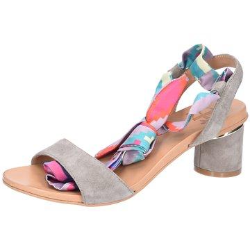 La Femme Plus Top Trends Sandaletten grau