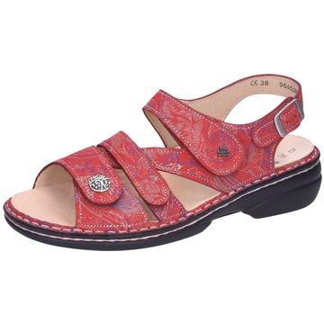 FinnComfort Komfort Sandale02562 657420 rot