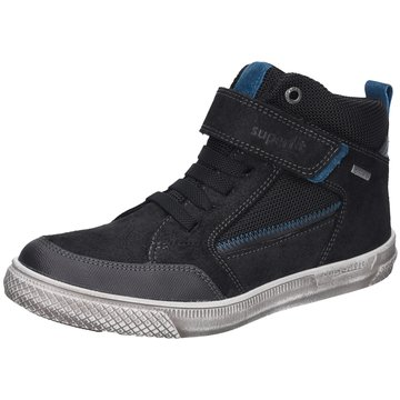 Superfit Sneaker HighLuke schwarz