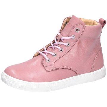 TelYoh Sneaker High rosa