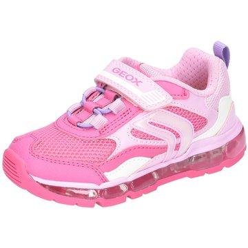Geox Sportlicher SchnürschuhAndroid Girls pink