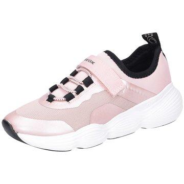 Geox Sportlicher SchnürschuhBubblex Girls rosa