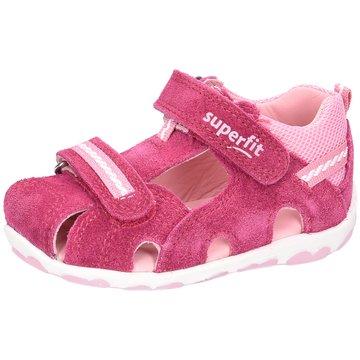 Superfit Kleinkinder MädchenFanni pink