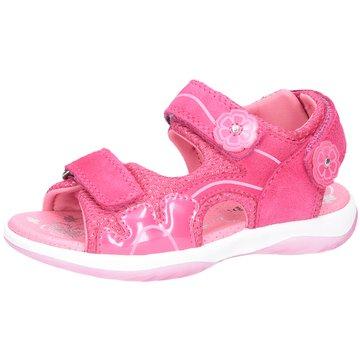 Superfit Offene SchuheM4 rosa